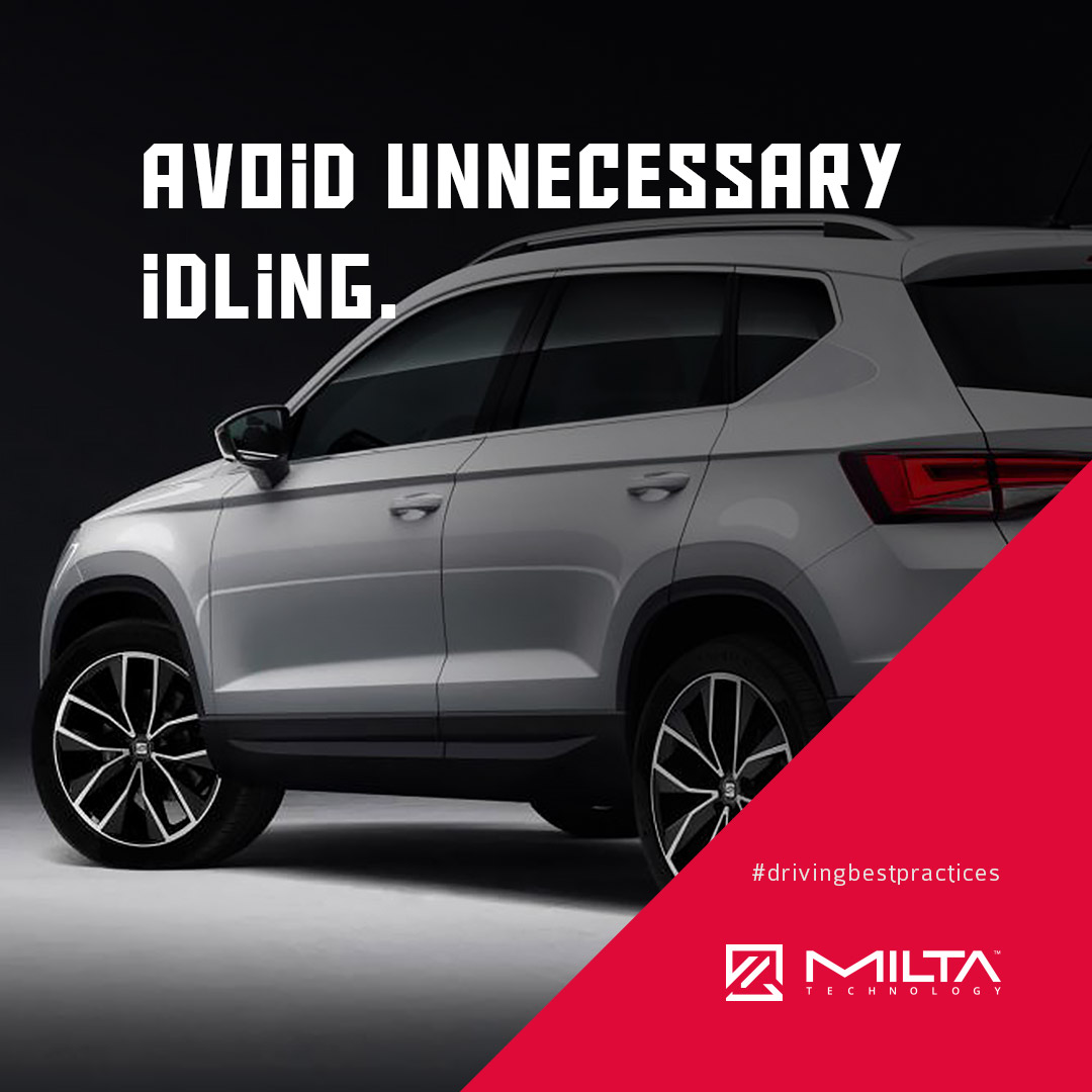 Avoid unnecessary idling MILTA Technology