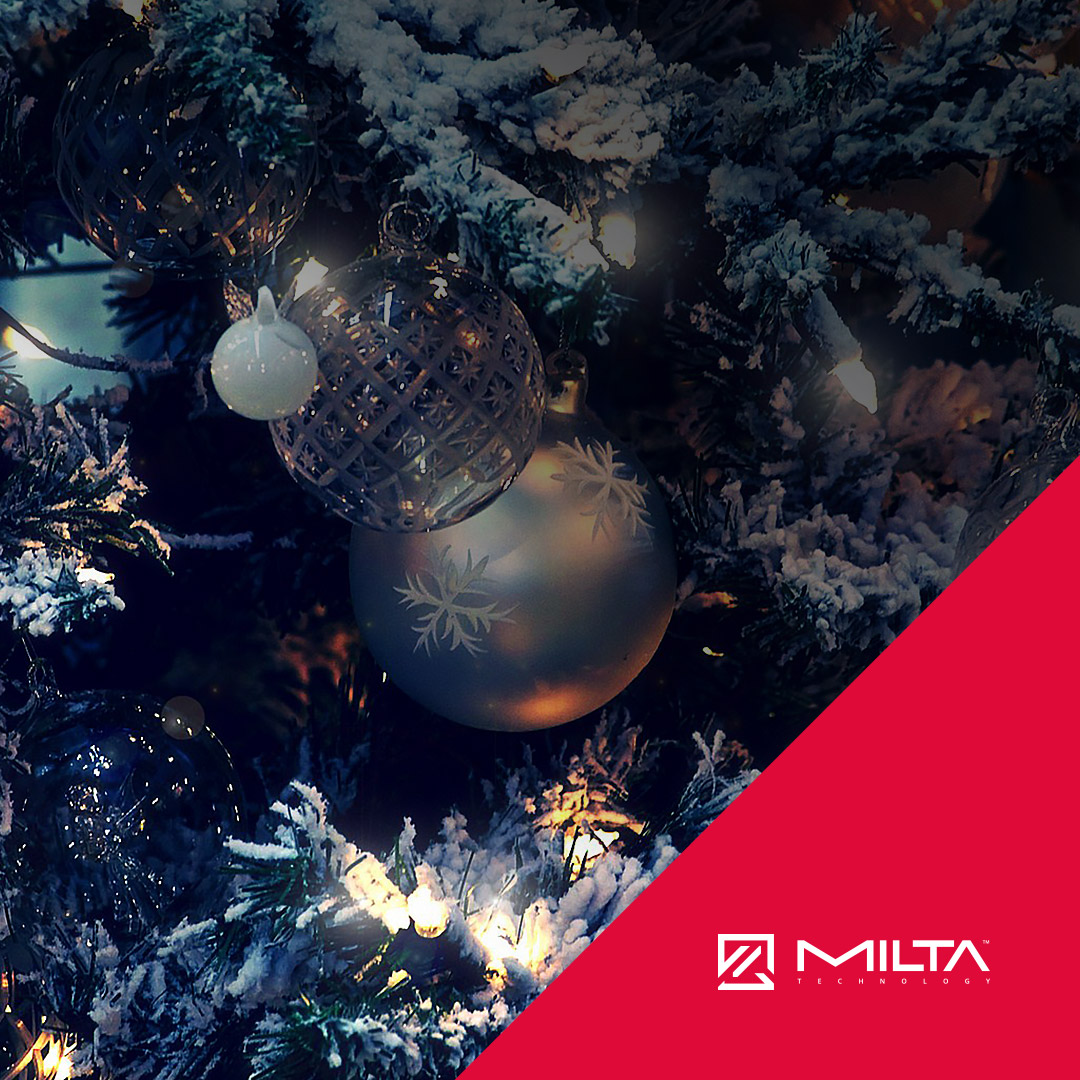 Merry Christmas! MILTA Technology