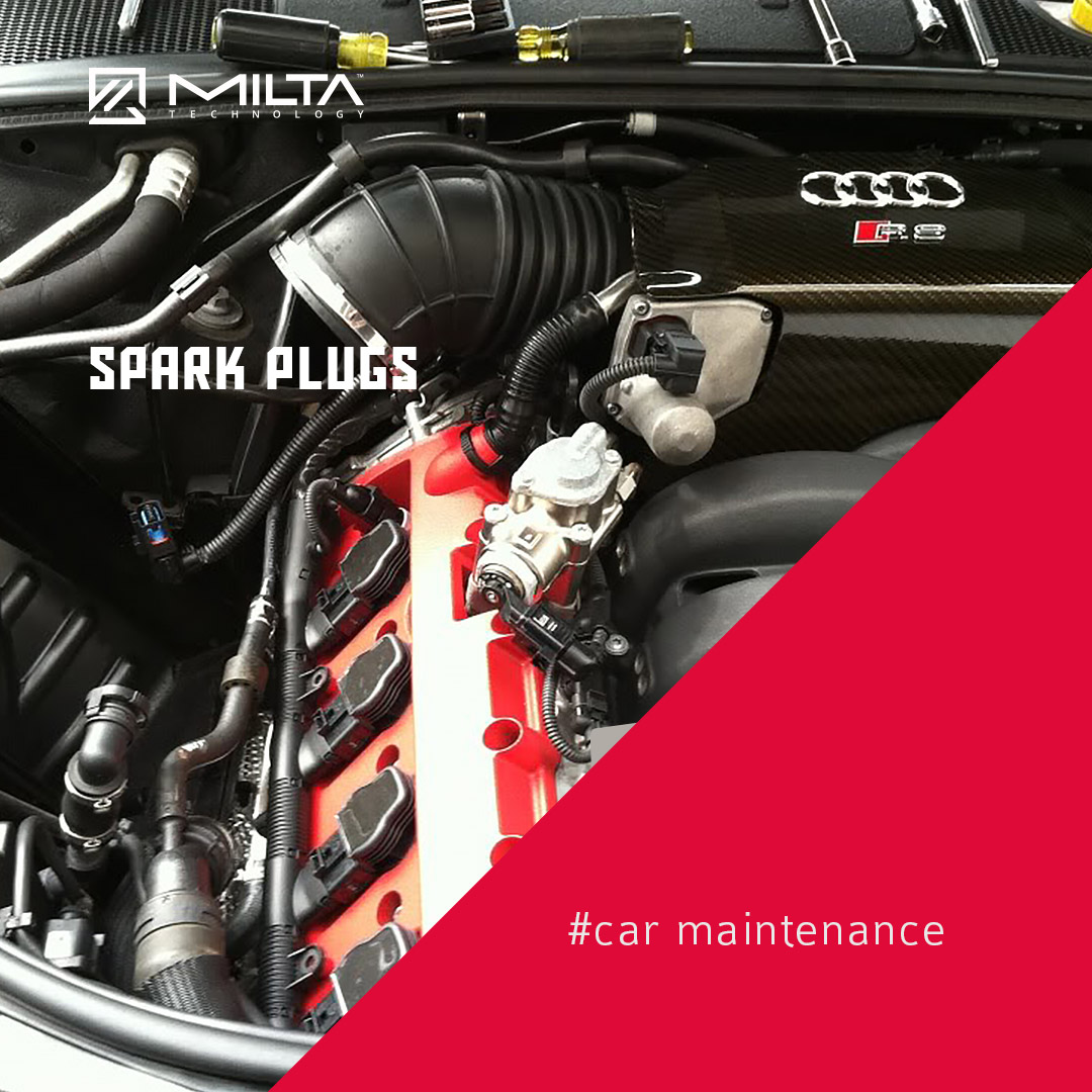 Spark plugs MILTA Technology