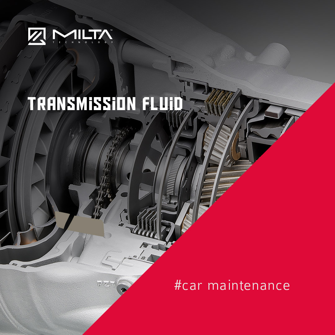 Transmission fluid MILTA Technology