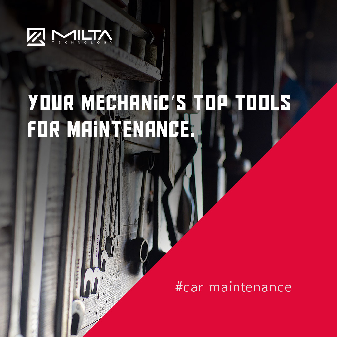Your Mechanic's Top Tools for Maintenance MILTA Technology