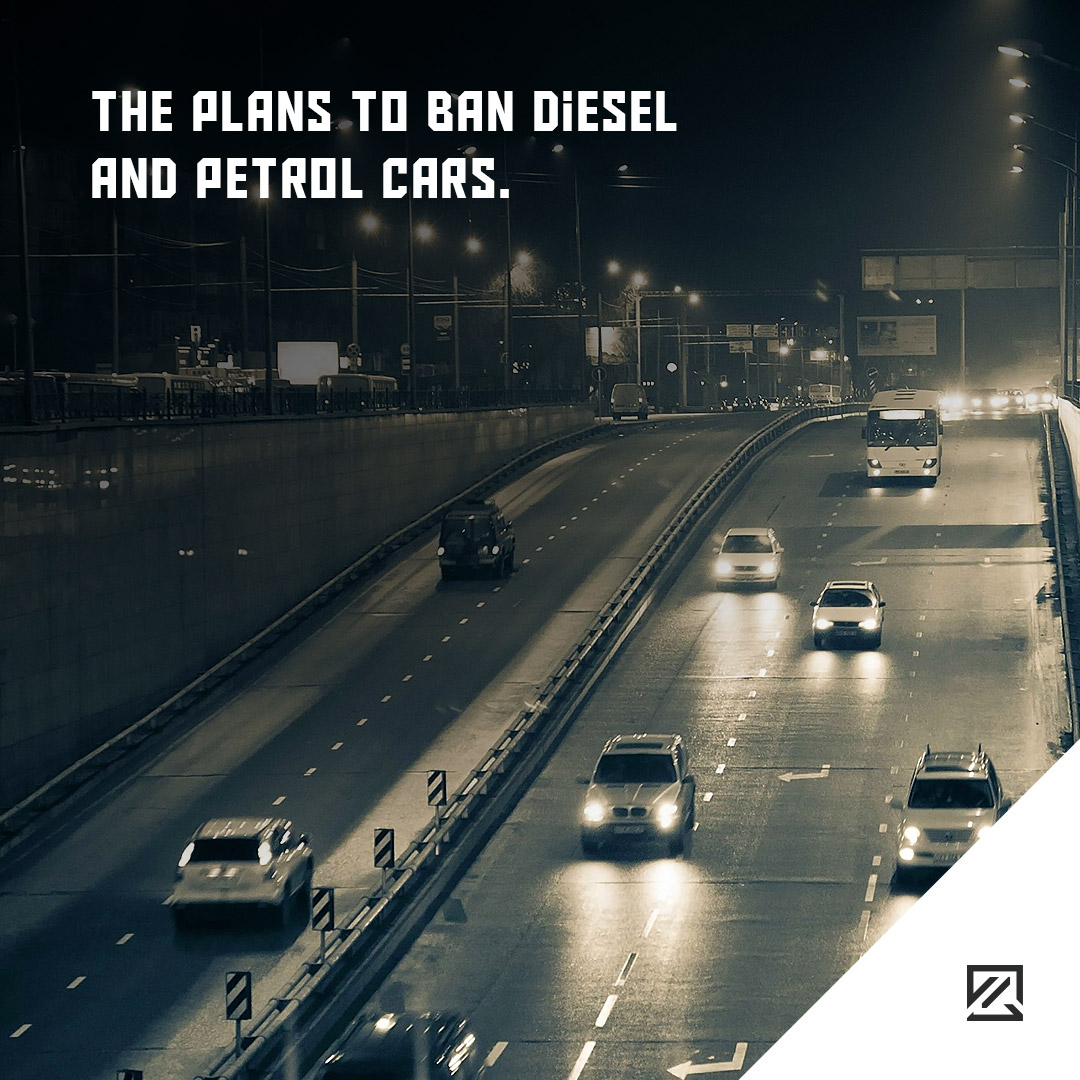 The Plans To Ban Diesel and Petrol Cars MILTA Technology