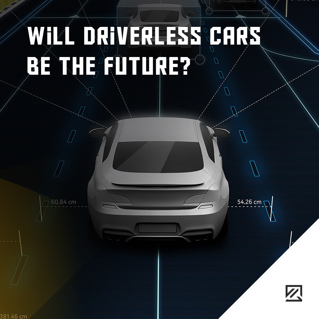 Will Driverless Cars Be The Future? MILTA Technology