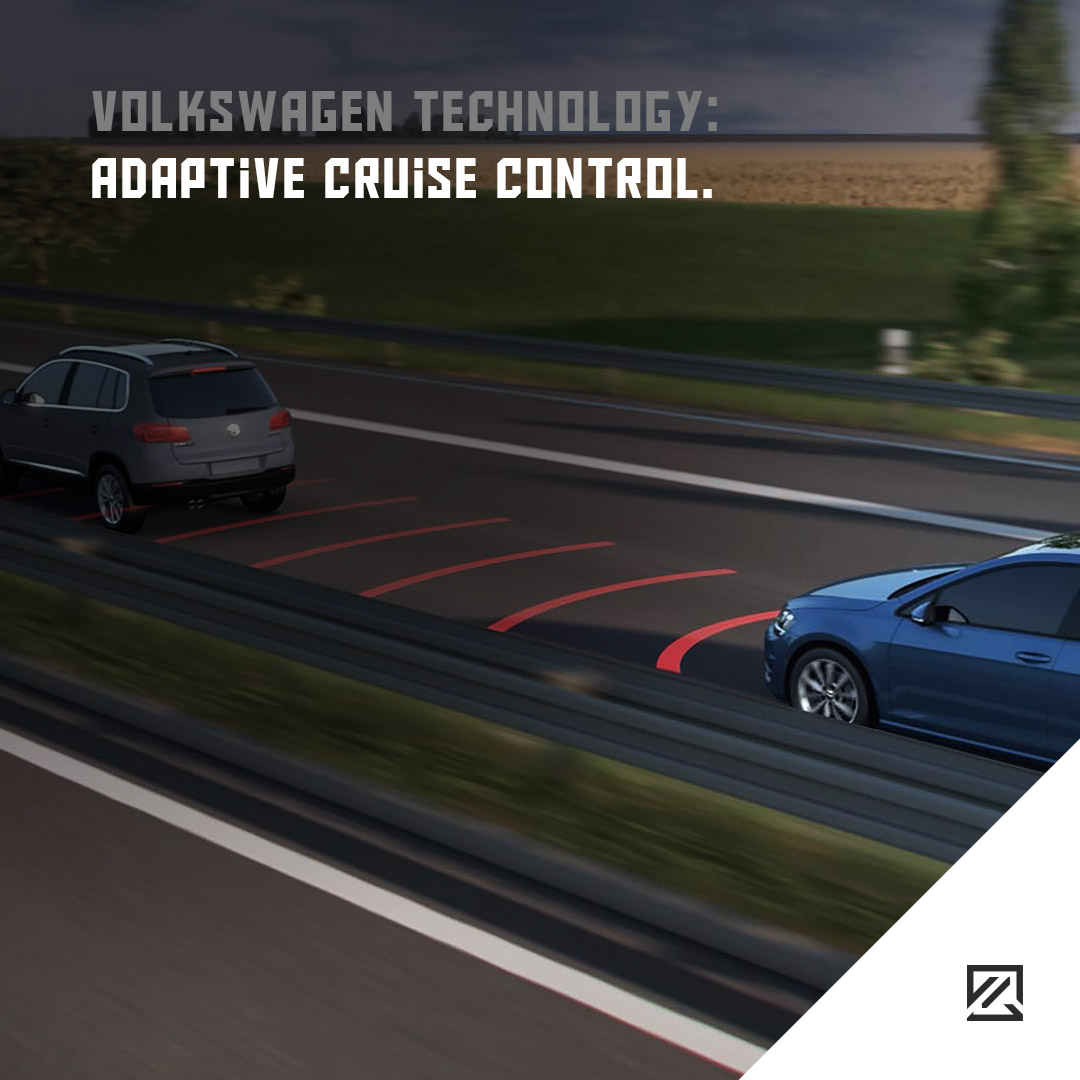 Volkswagen Technology: Adaptive Cruise Control MILTA Technology
