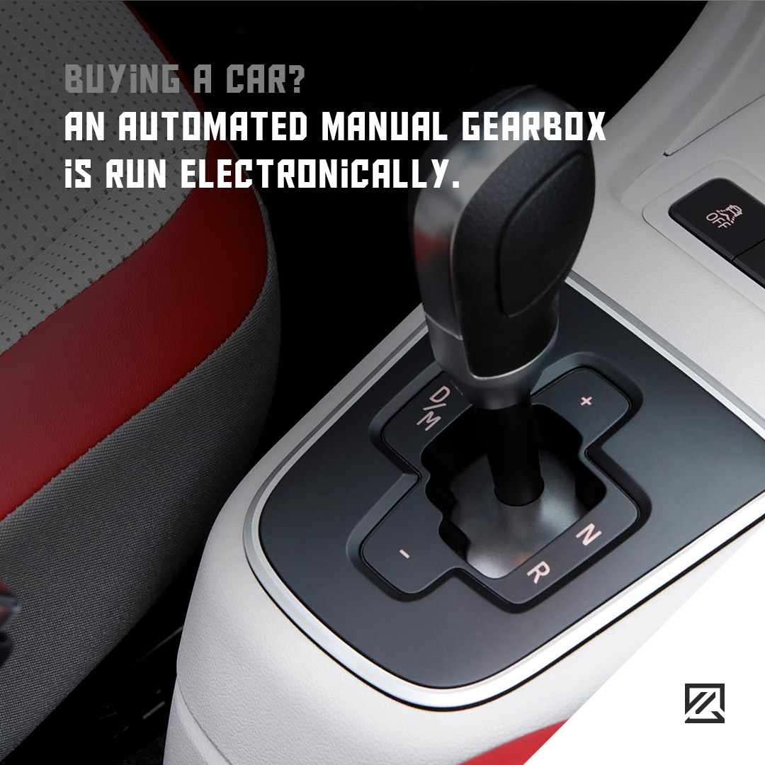 An automated manual gearbox is run electronically MILTA Technology