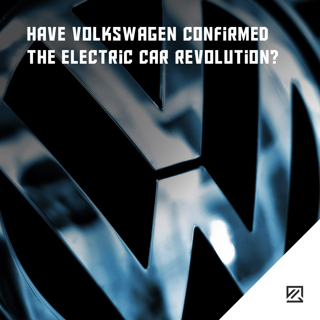 Have Volkswagen confirmed the electric car revolution? MILTA Technology
