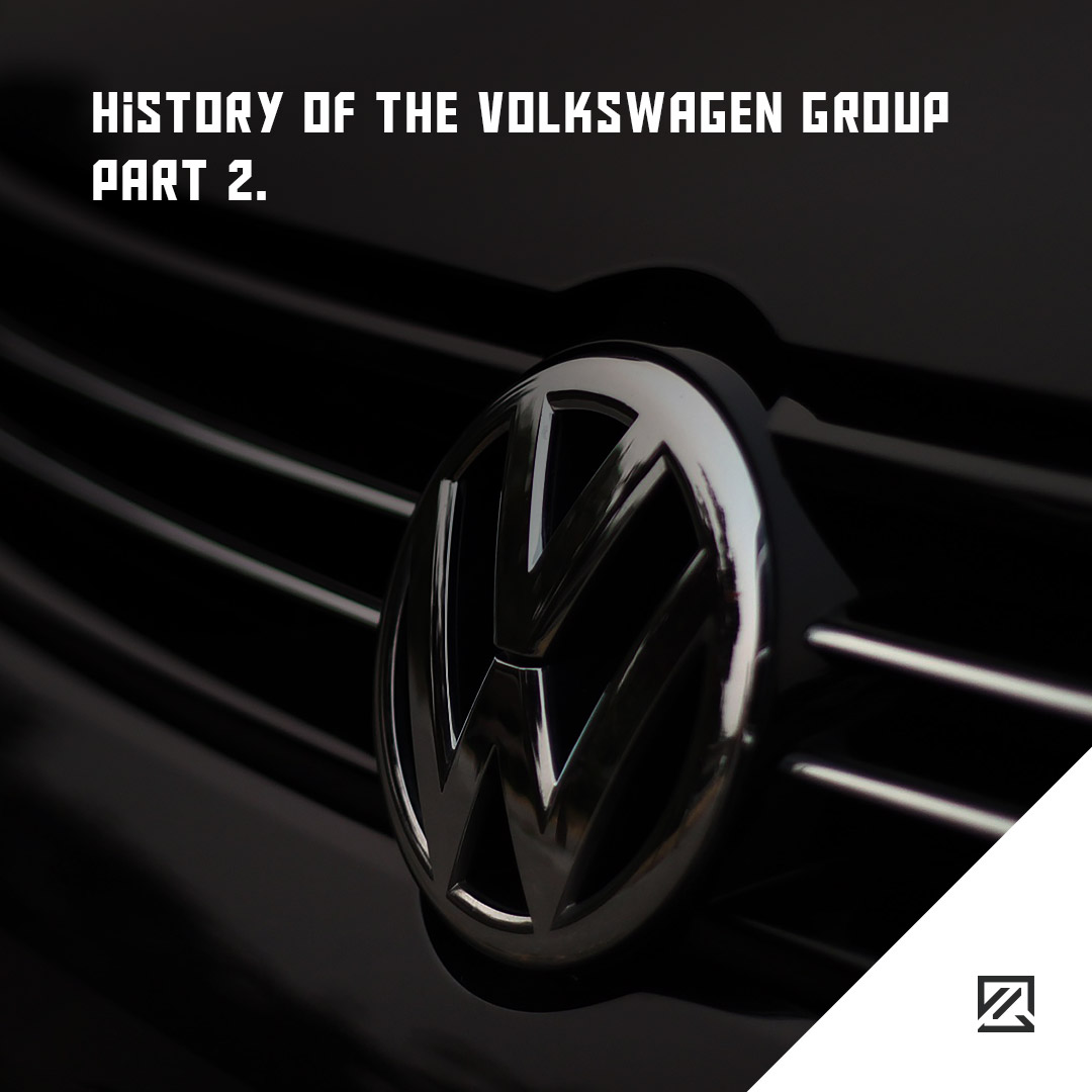 History of the Volkswagen Group: Part 2 MILTA Technology