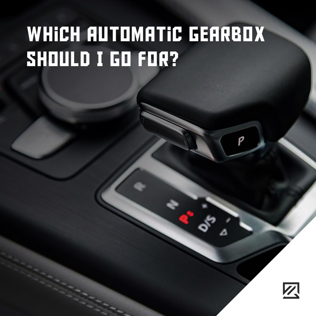 Which Automatic Gearbox Should I Go For? MILTA Technology