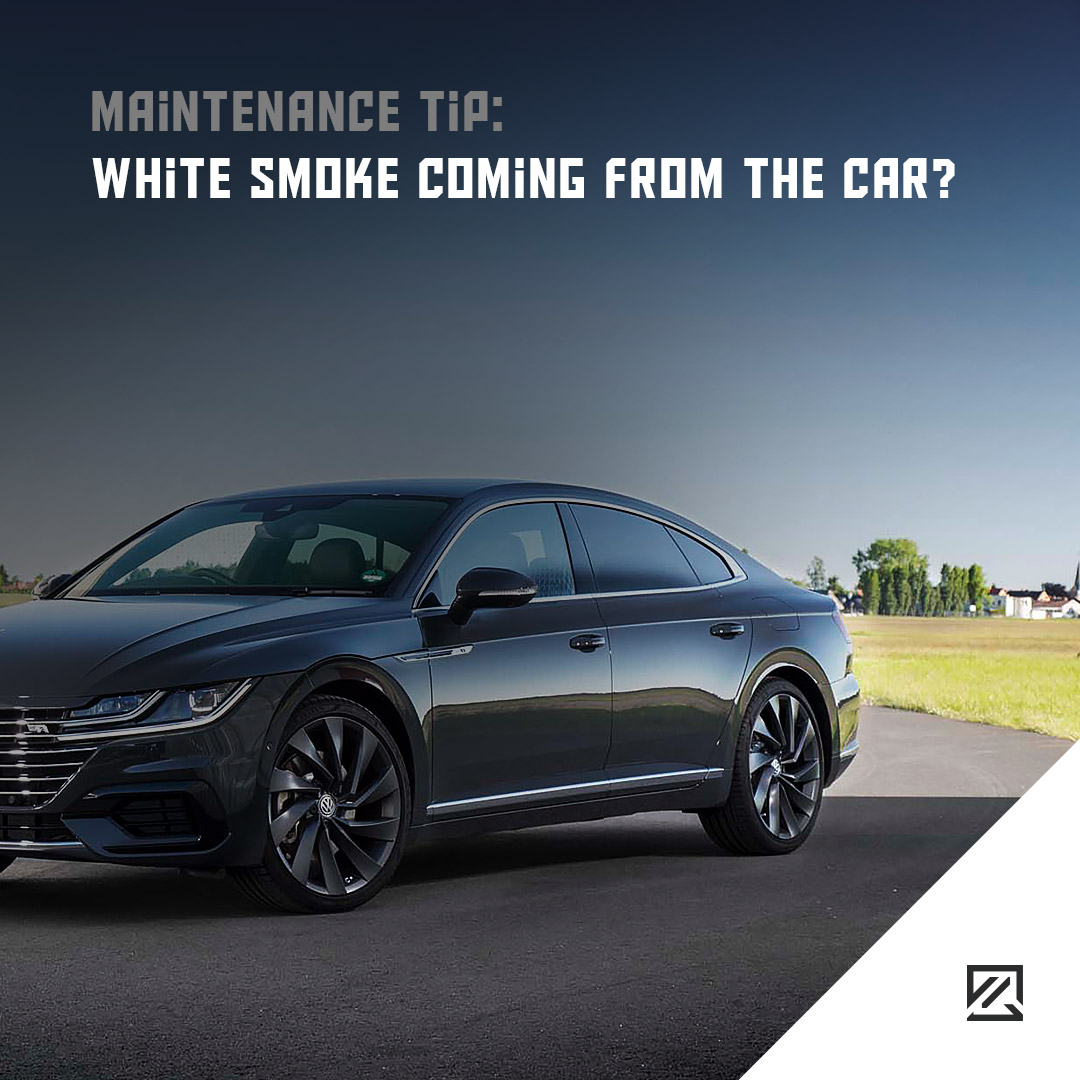 White Smoke Coming from the Car? MILTA Technology