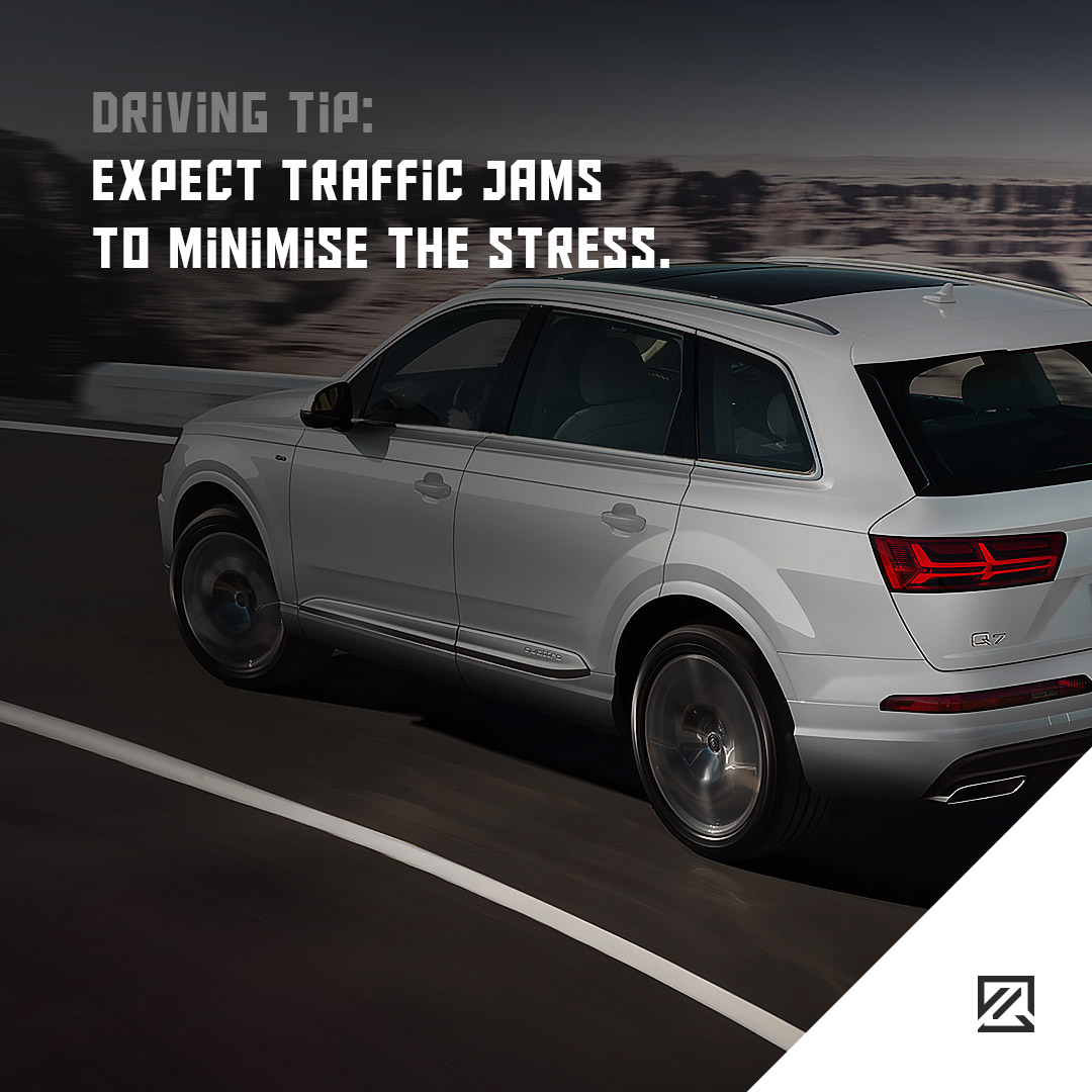 Expect Traffic Jams to Minimise the Stress. MILTA Technology
