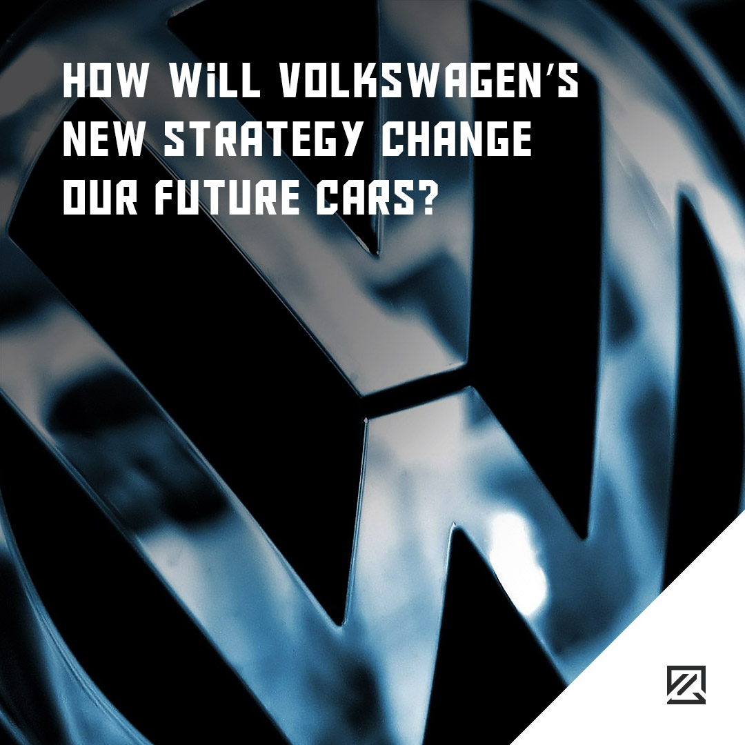 How Will Volkswagen's New Strategy Change Our Future Cars? MILTA Technology
