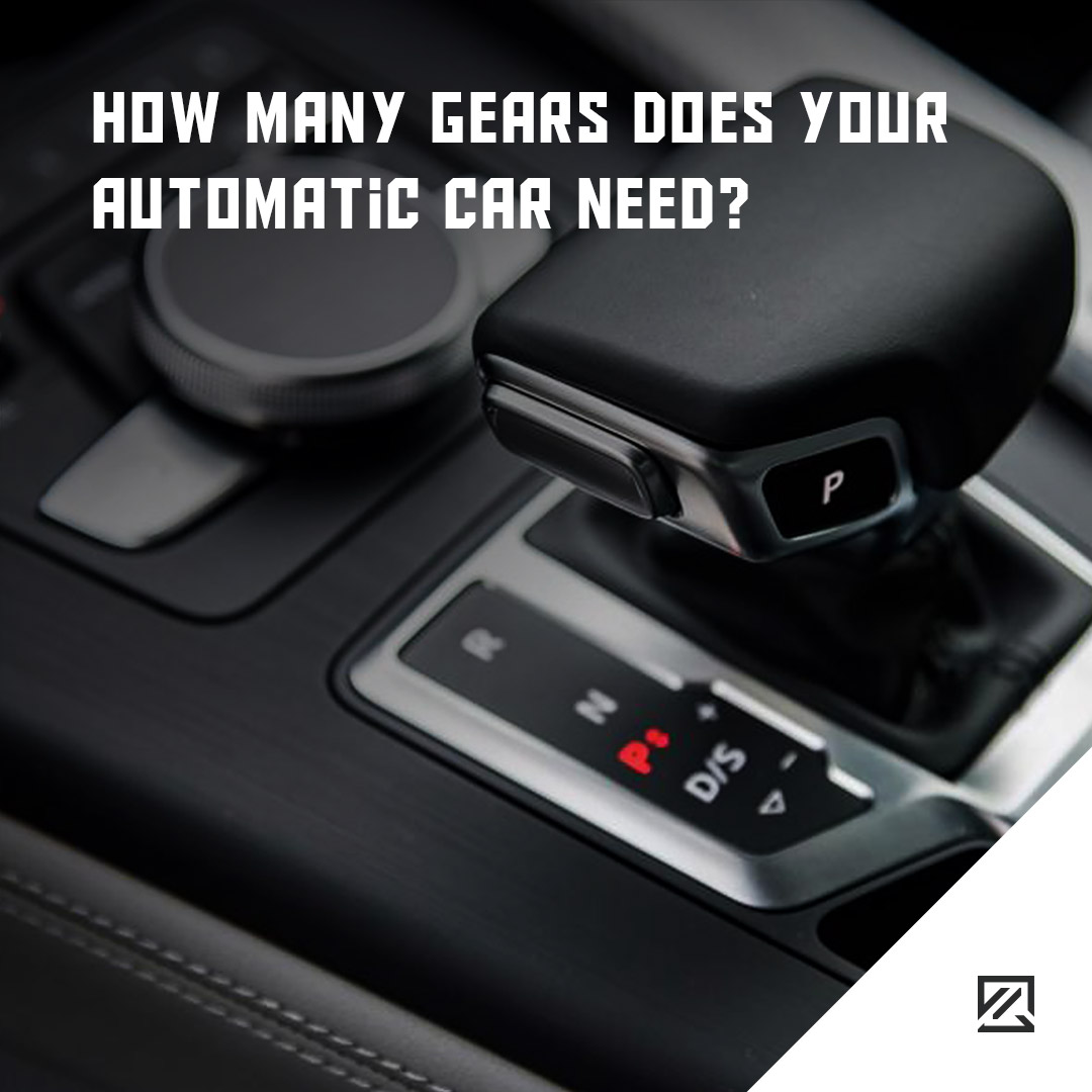 How many gears does your automatic car need? MILTA Technology