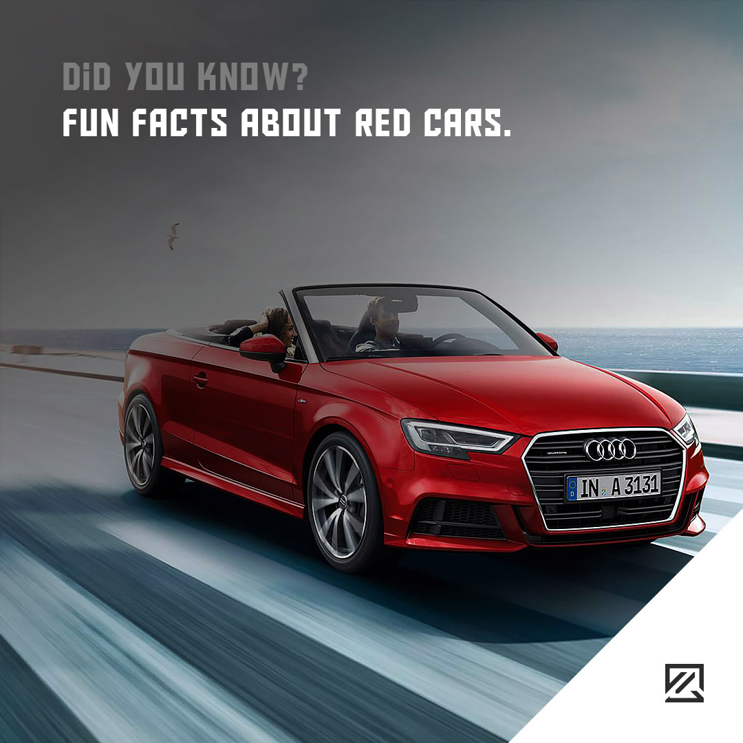 Fun Facts About Red Cars. MILTA Technology