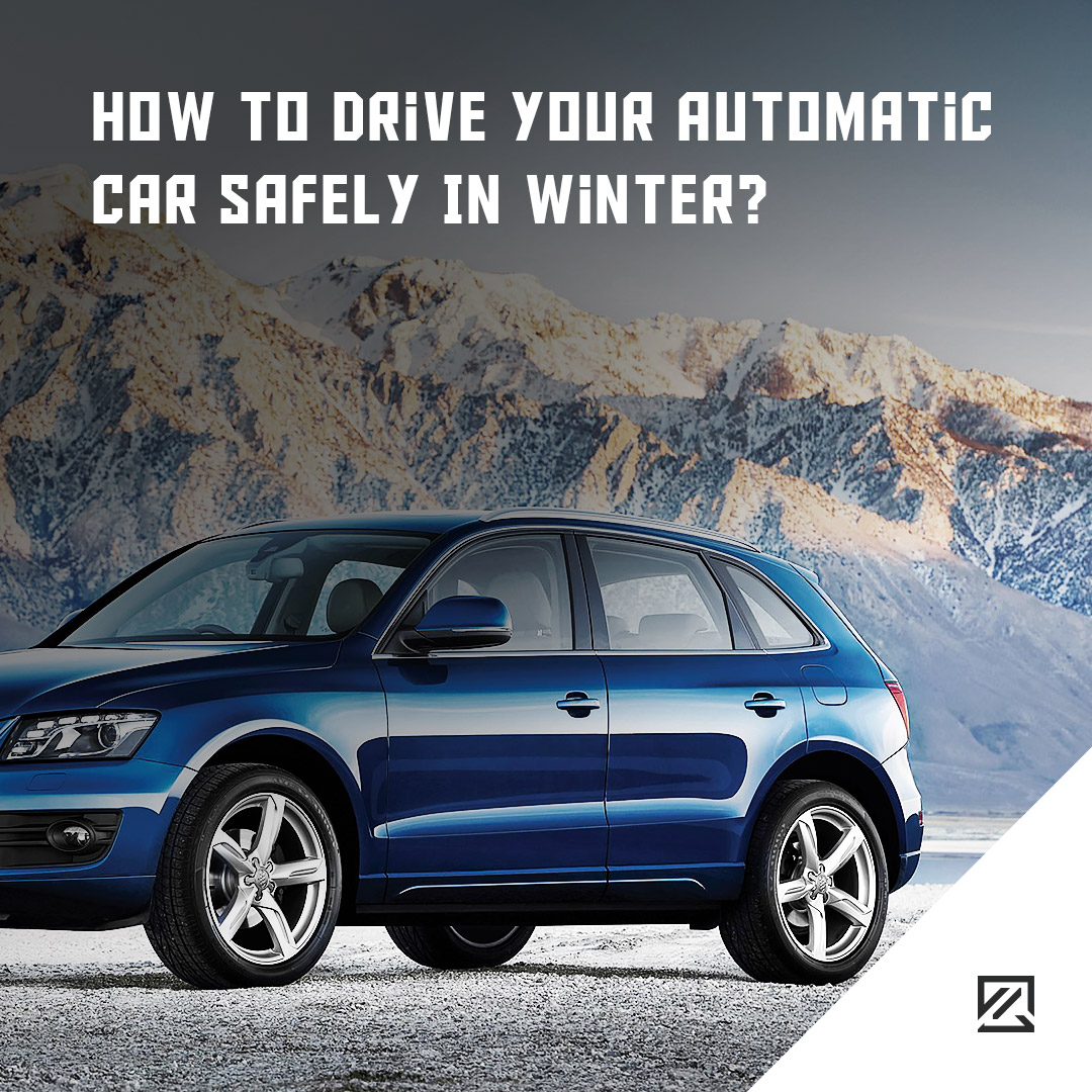 How To Drive In Frosty Conditions In An Automatic Car