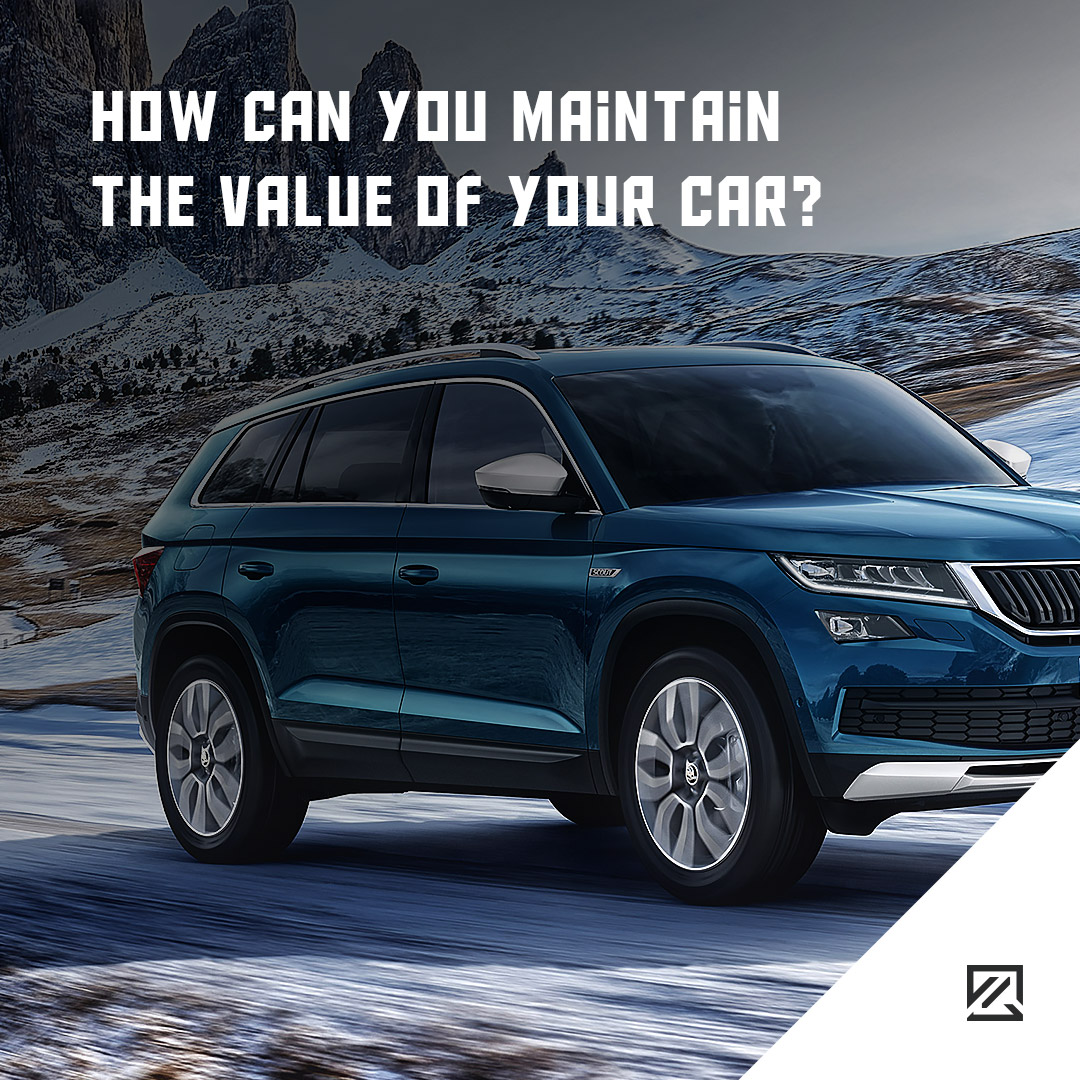 How can you maintain the value of your car? MILTA Technology