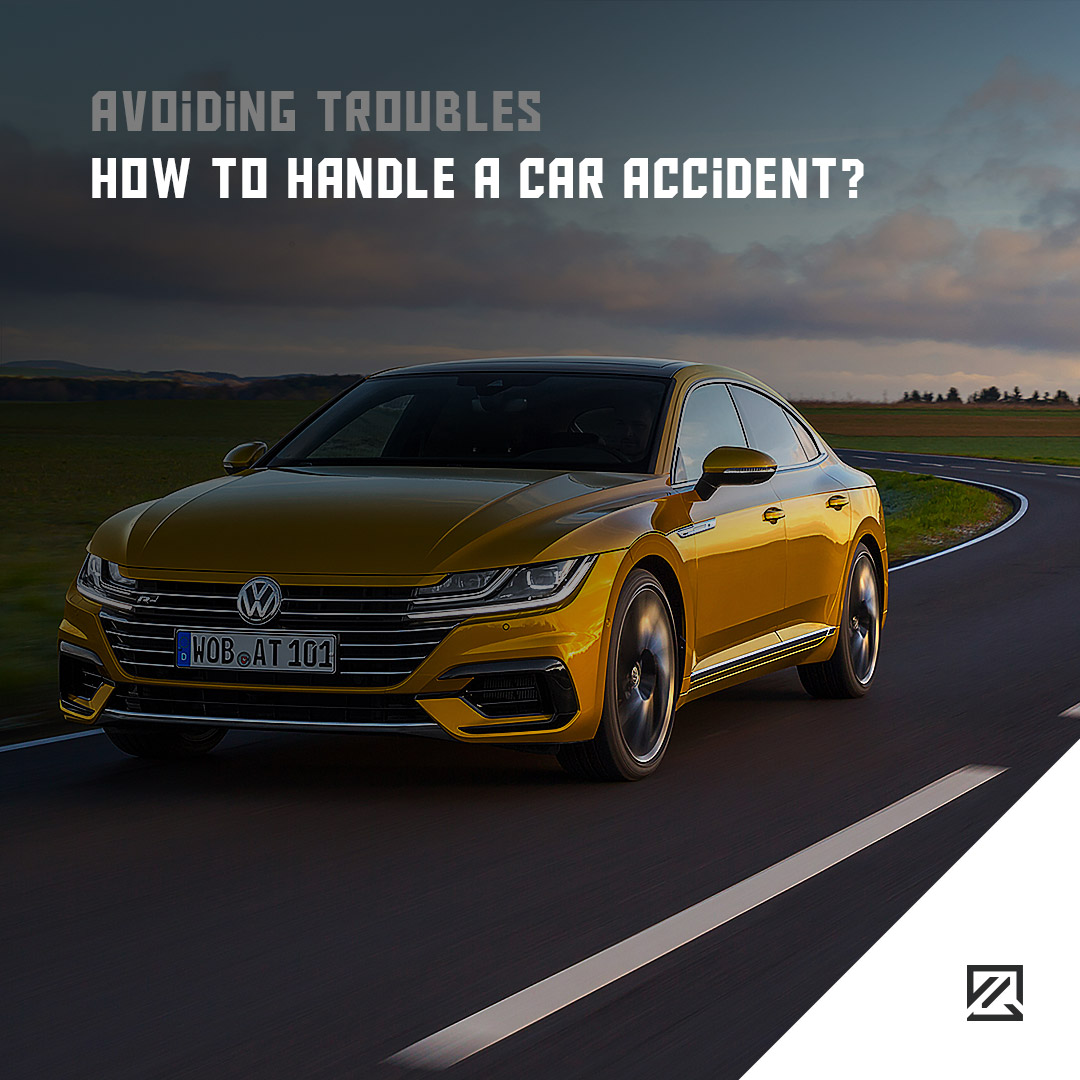 How to Handle a Car Accident? MILTA Technology
