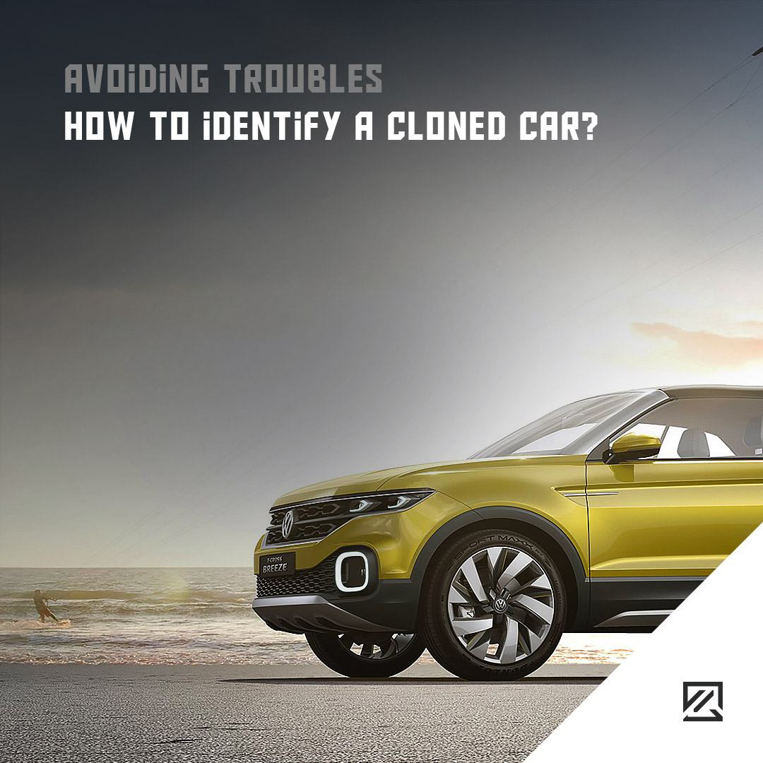 How to identify a cloned car? MILTA Technology