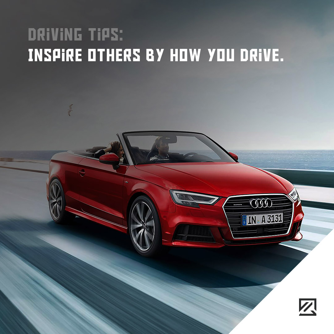 Inspire others by how you drive. MILTA Technology