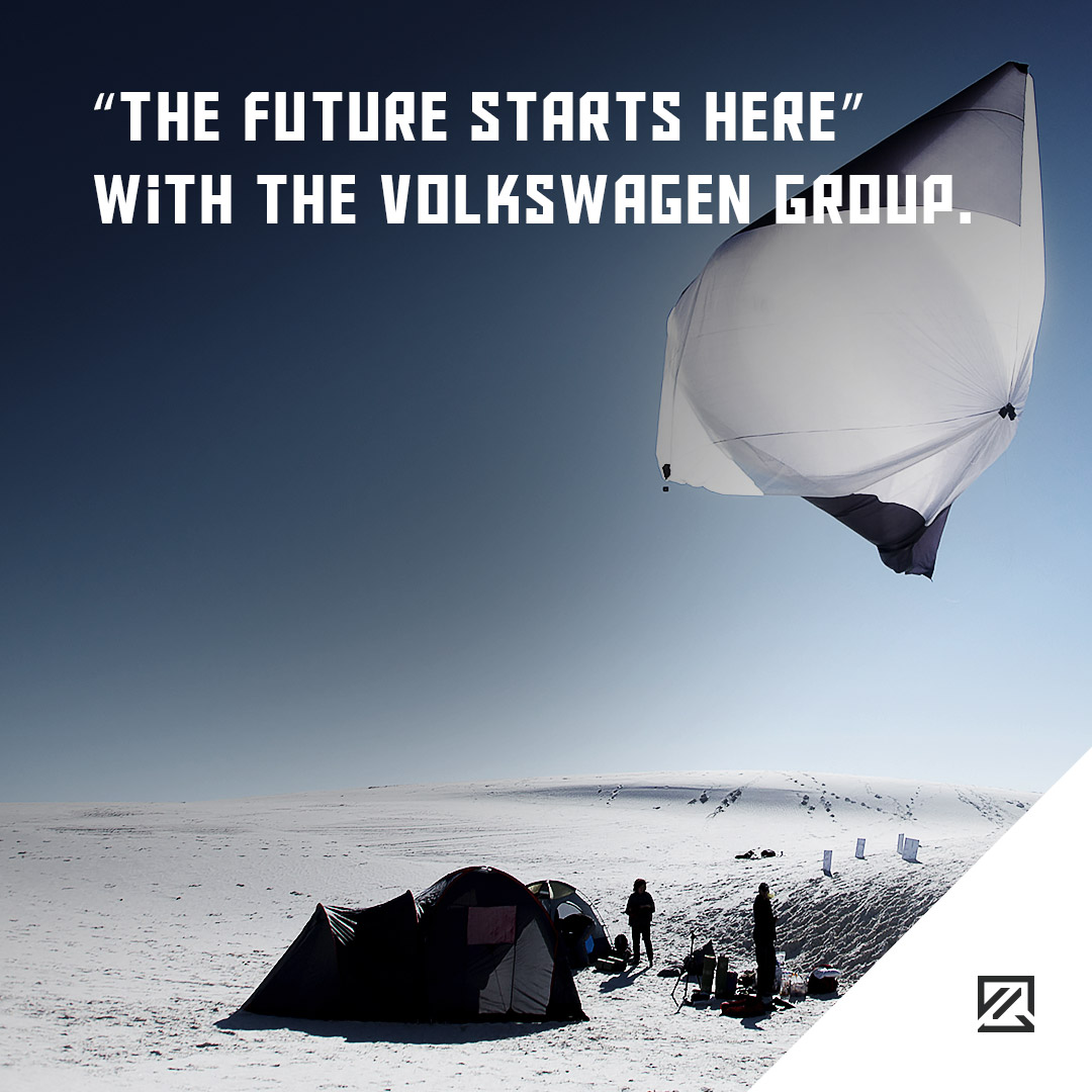 """The Future Starts Here"" With The Volkswagen Group MILTA Technology"