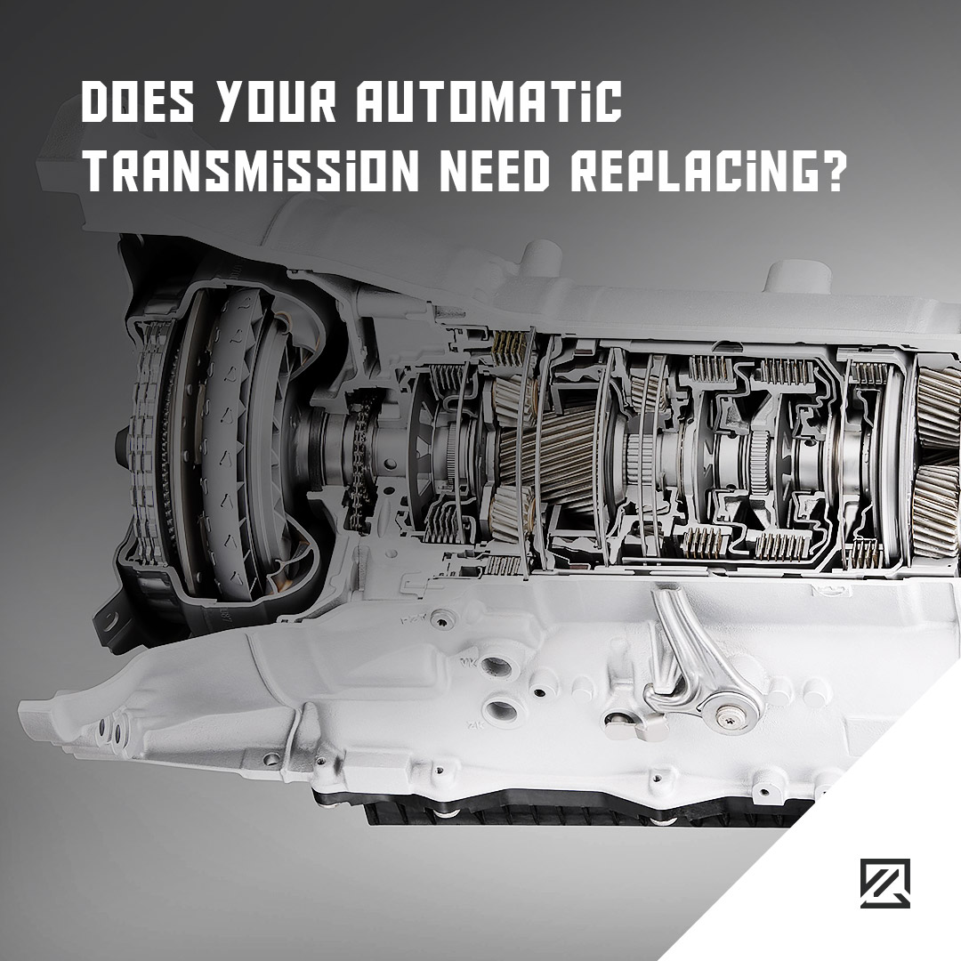 Does Your Automatic Transmission Need Replacing? MILTA Technology