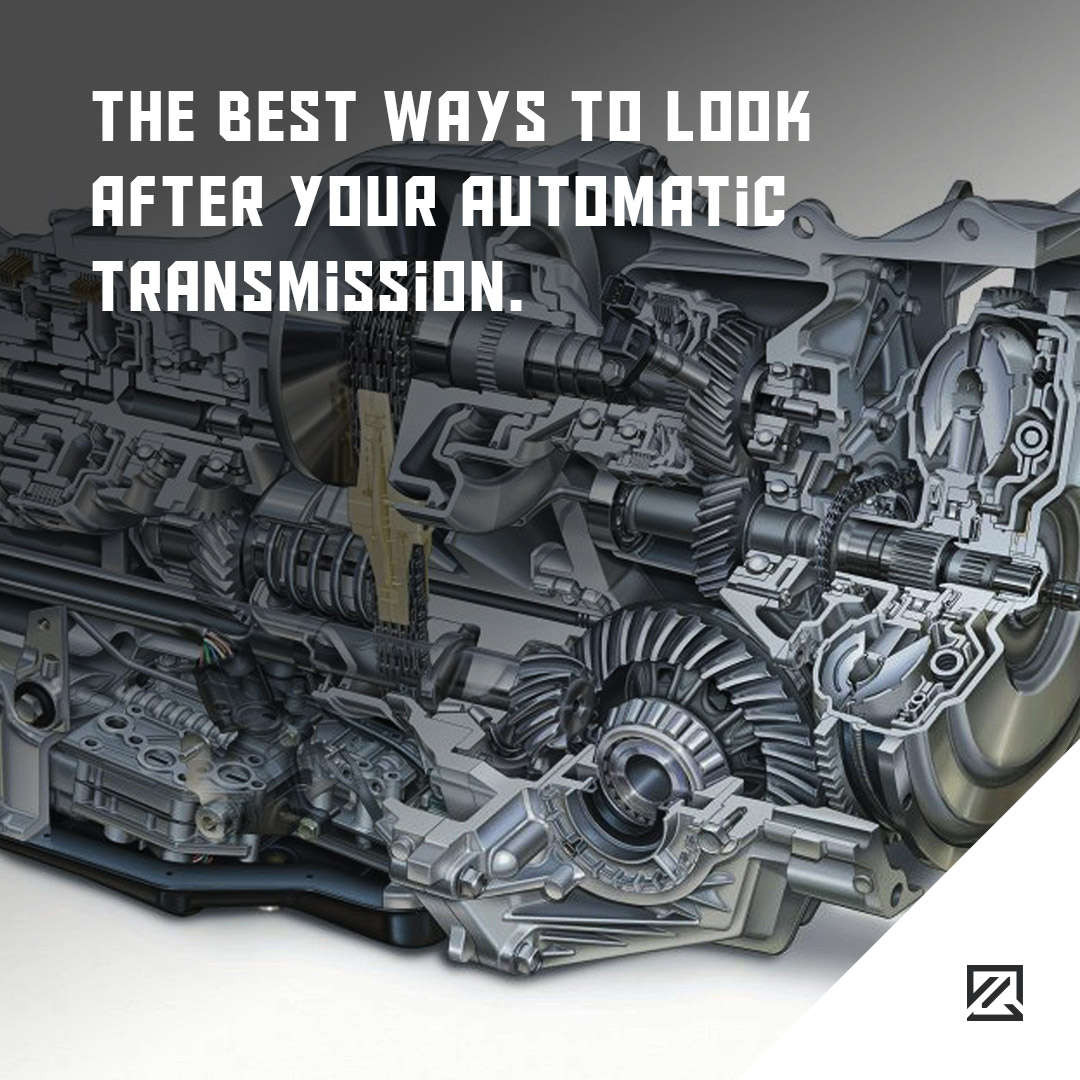 The Best Ways To Look After Your Automatic Transmission MILTA Technology