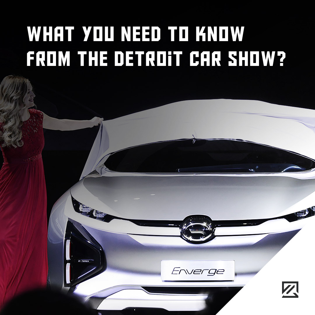 What You Need To Know From The Detroit Car Show MILTA Technology