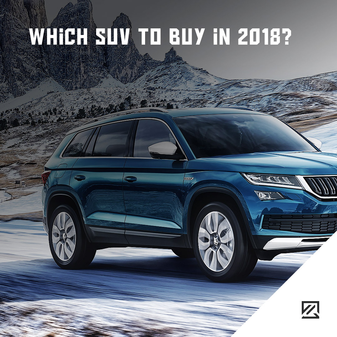 Which SUV To Buy in 2018? MILTA Technology