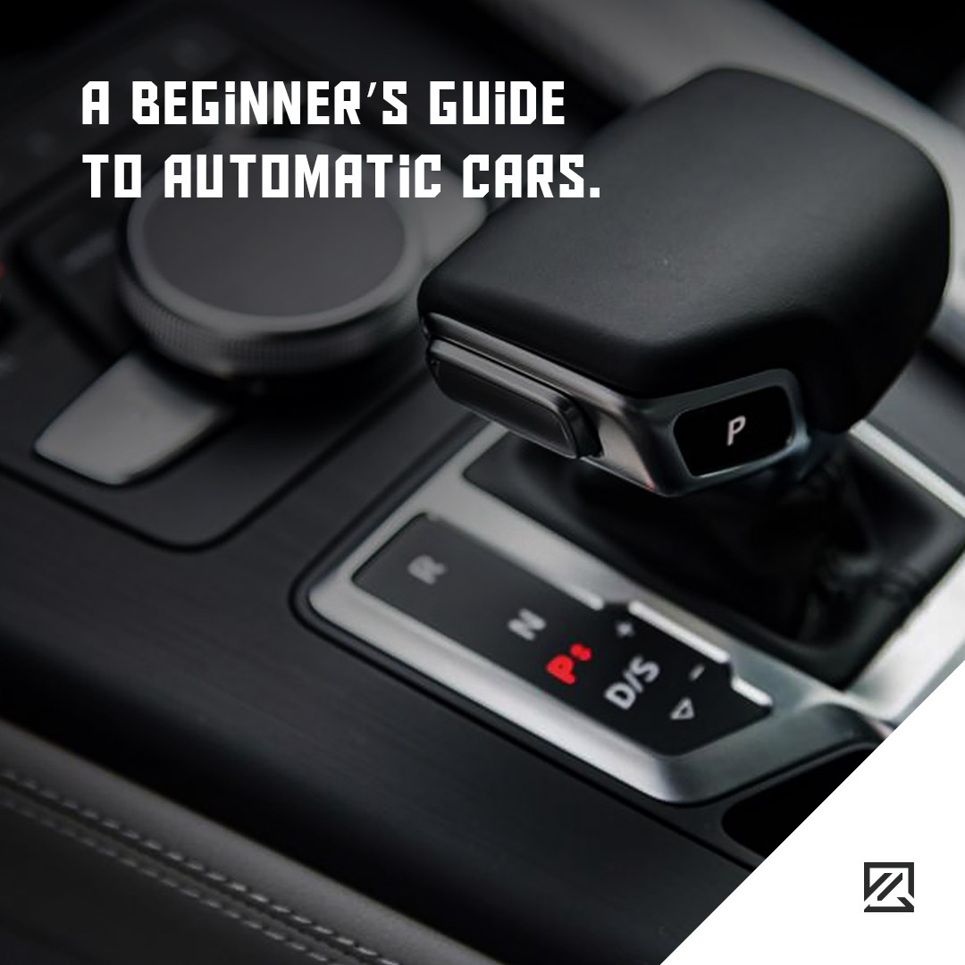 A Beginner's Guide To Automatic Cars. MILTA Technology