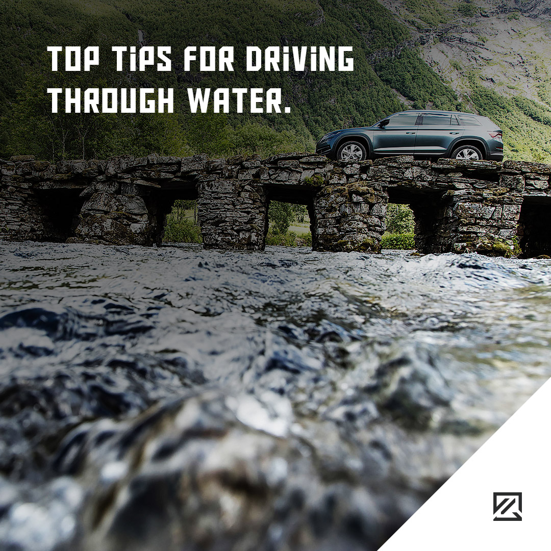 Top Tips For Driving Through Water MILTA Technology