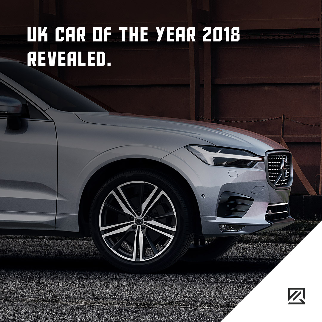 UK Car of the Year 2018 Revealed MILTA Technology