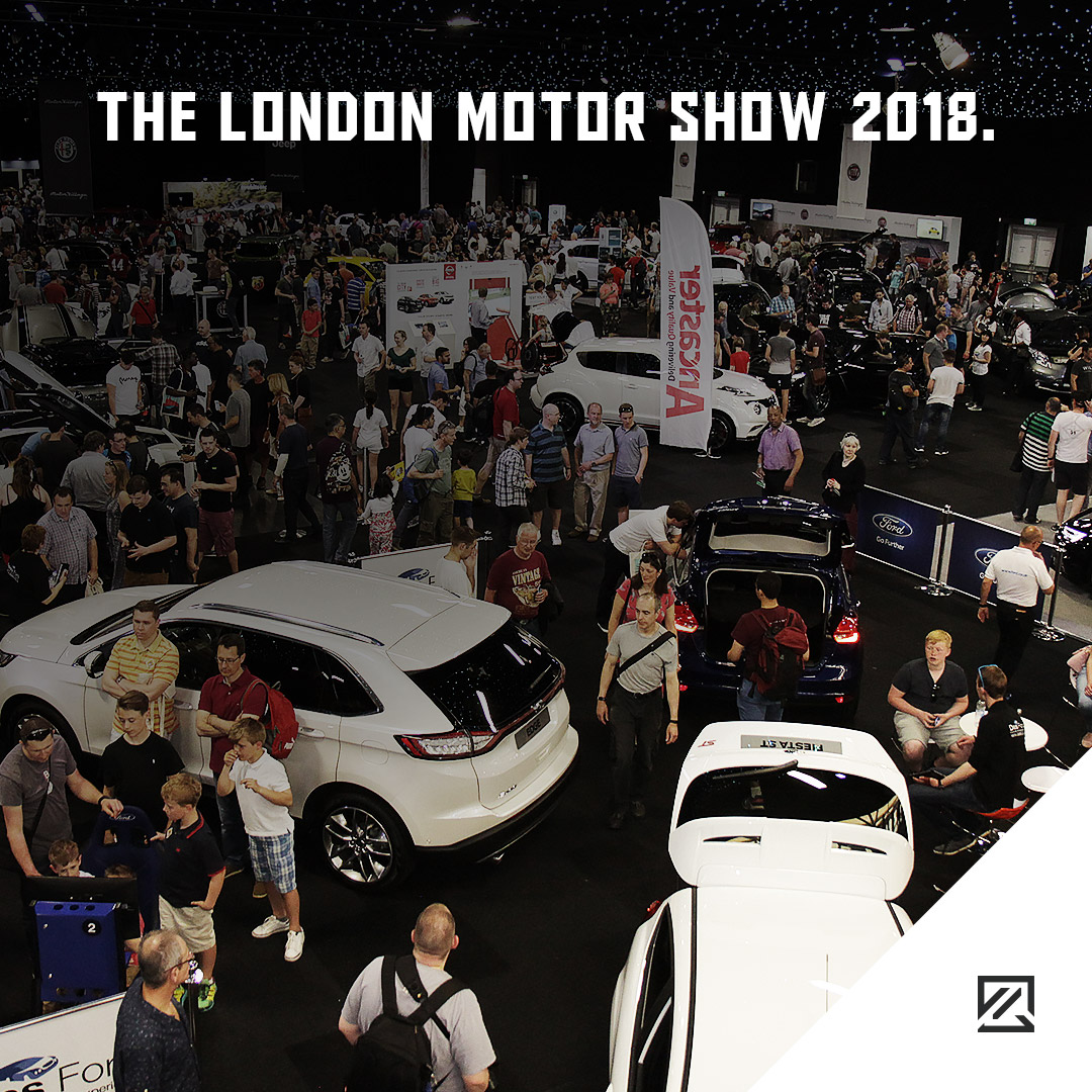 The London Motor Show 2018 MILTA Technology