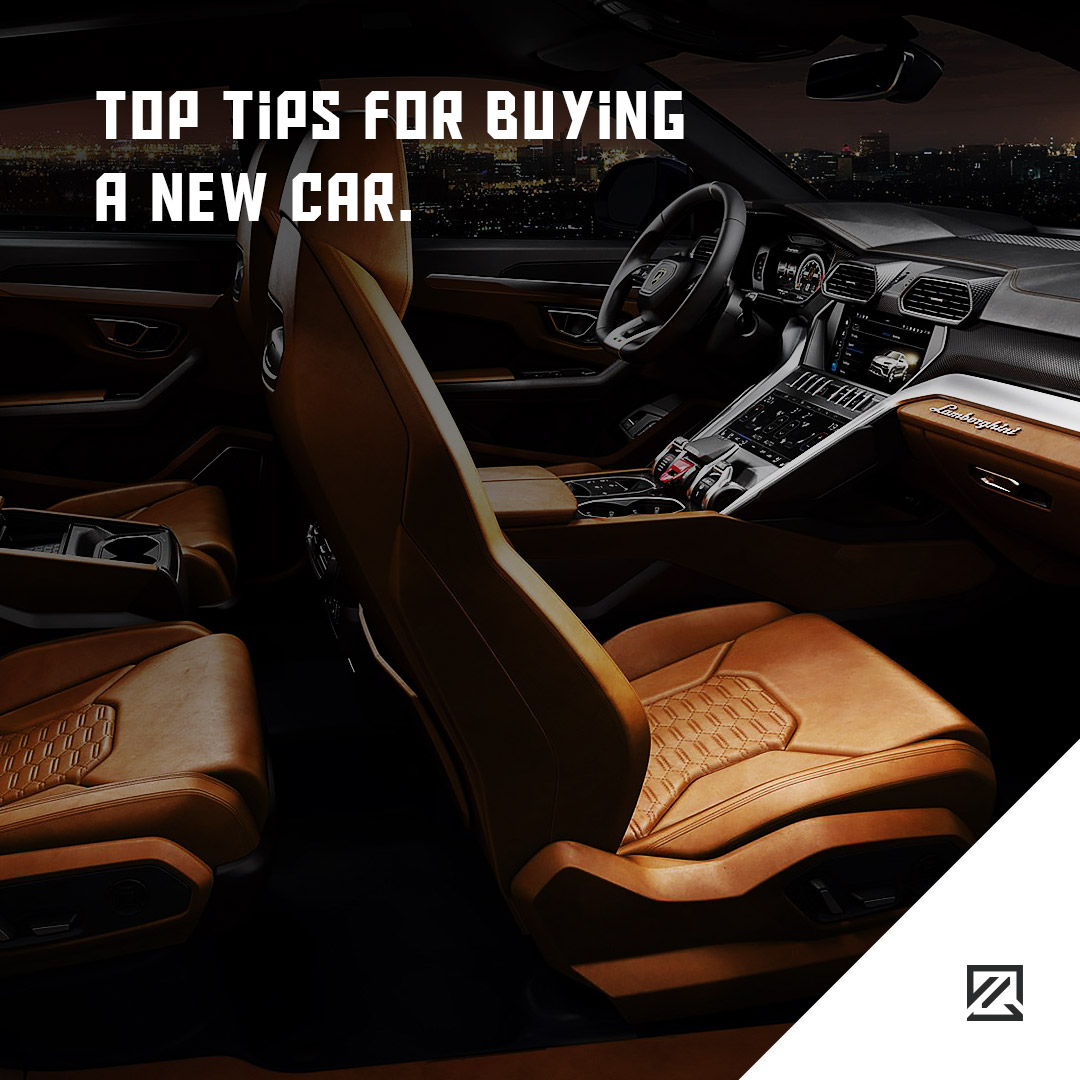 Top Tips For Buying A New Car MILTA Technology