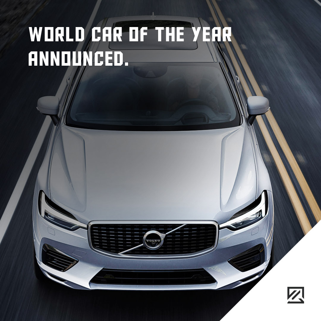 World Car Of The Year Announced MILTA Technology