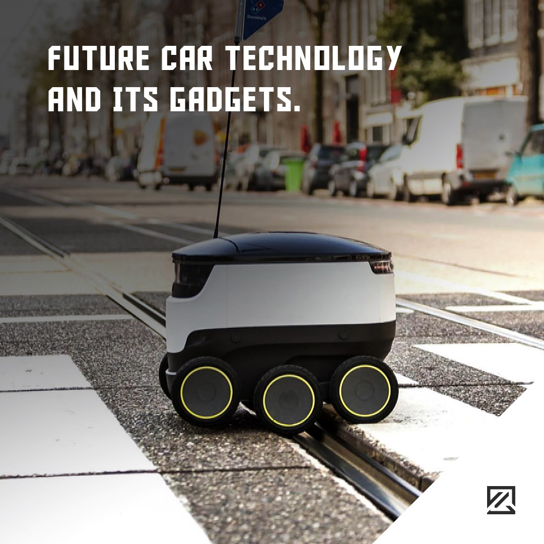 Future Car Technology And Its Gadgets MILTA Technology