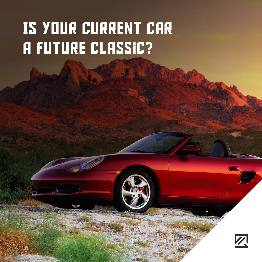 Is Your Current Car A Future Classic? MILTA Technology