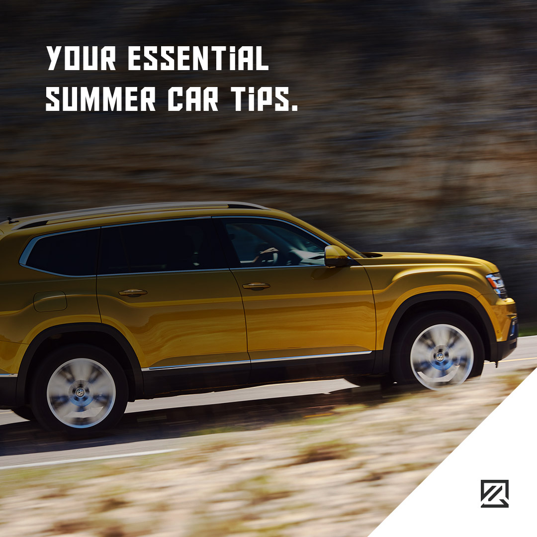 Your Essential Summer Car Tips MILTA Technology