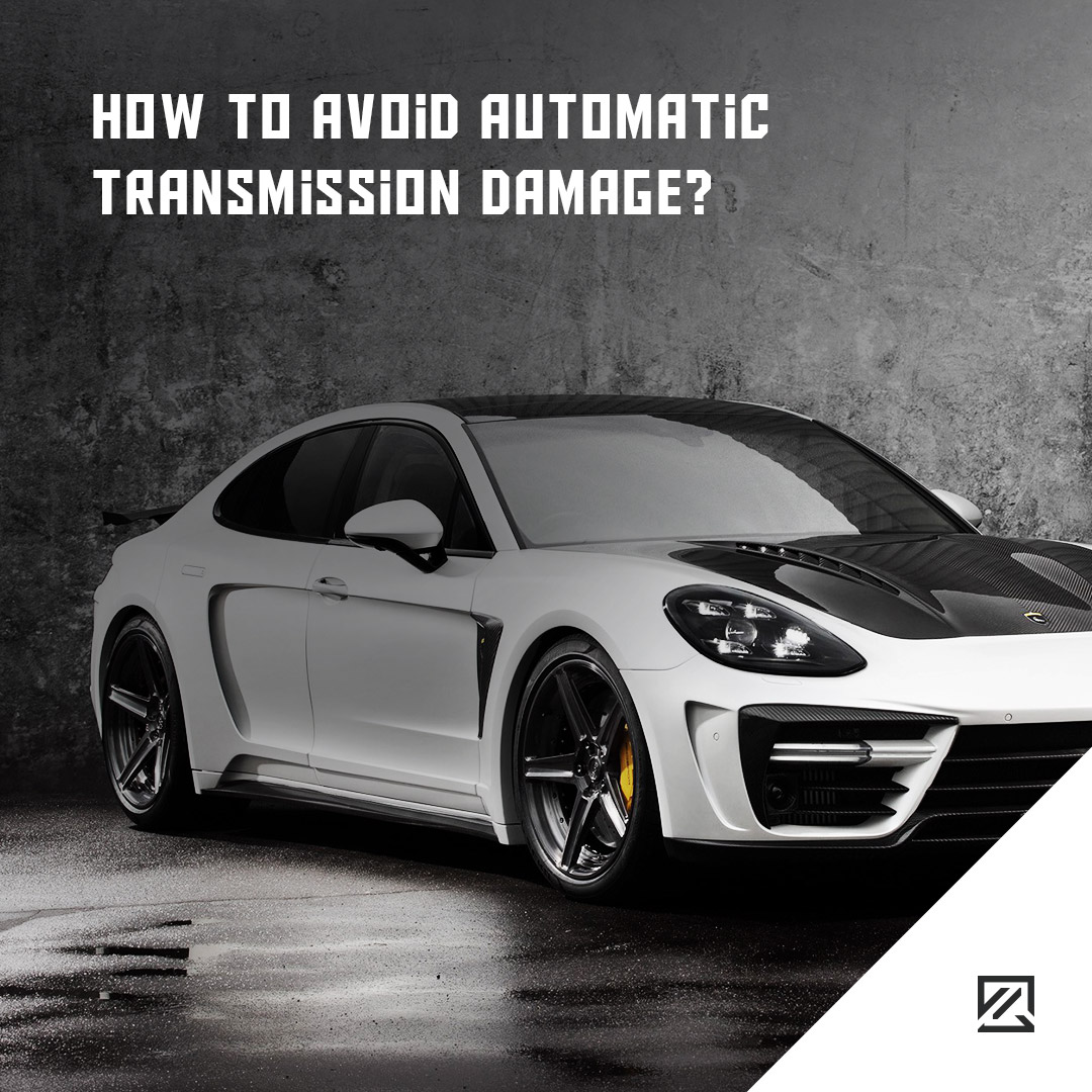 How To Avoid Automatic Transmission Damage MILTA Technology