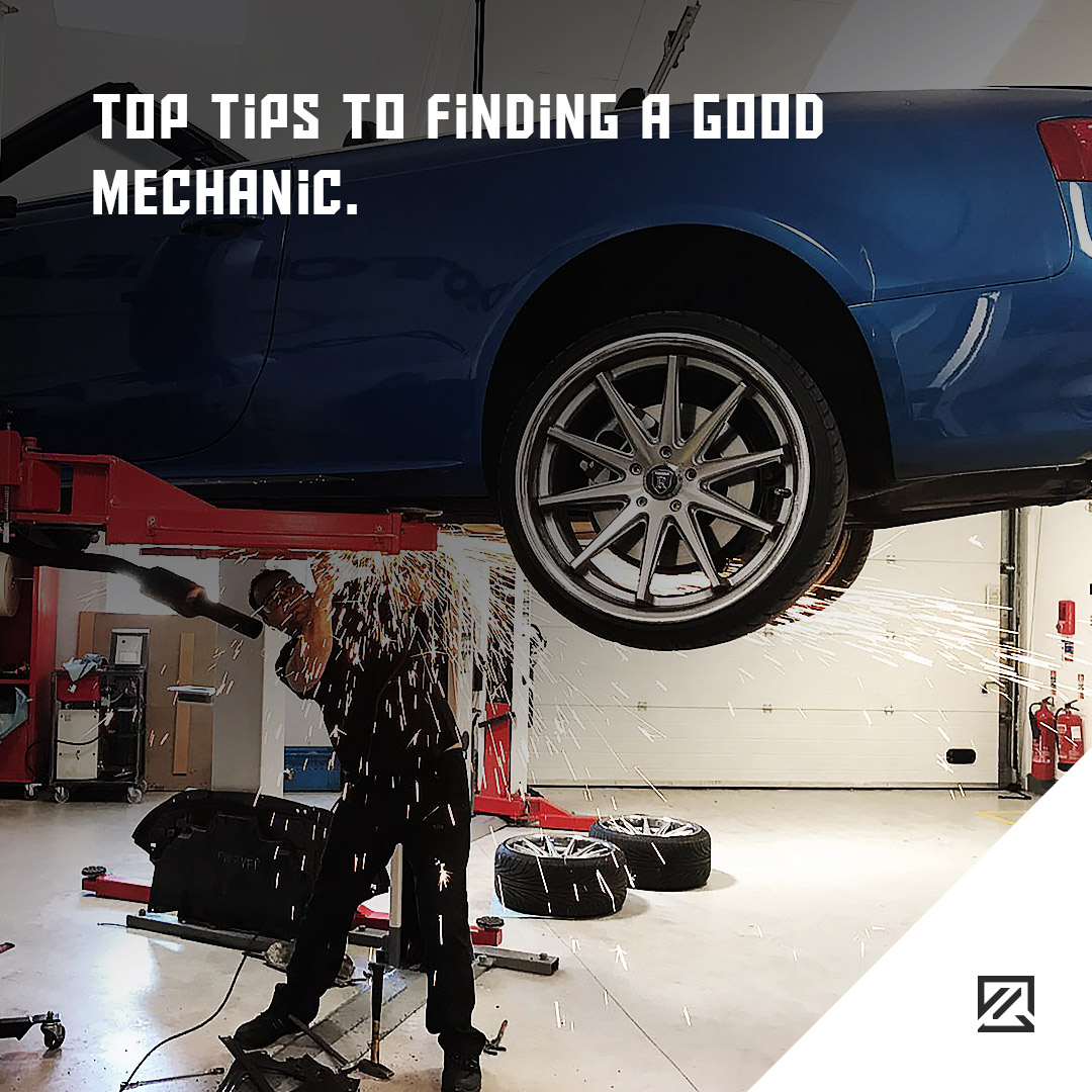 Top Tips To Finding A Good Mechanic MILTA Technology