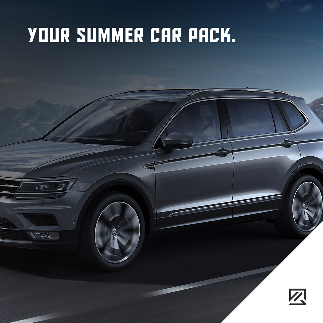 Your Summer Car Pack: Five Items To Store In Your Car This Summer MILTA Technology
