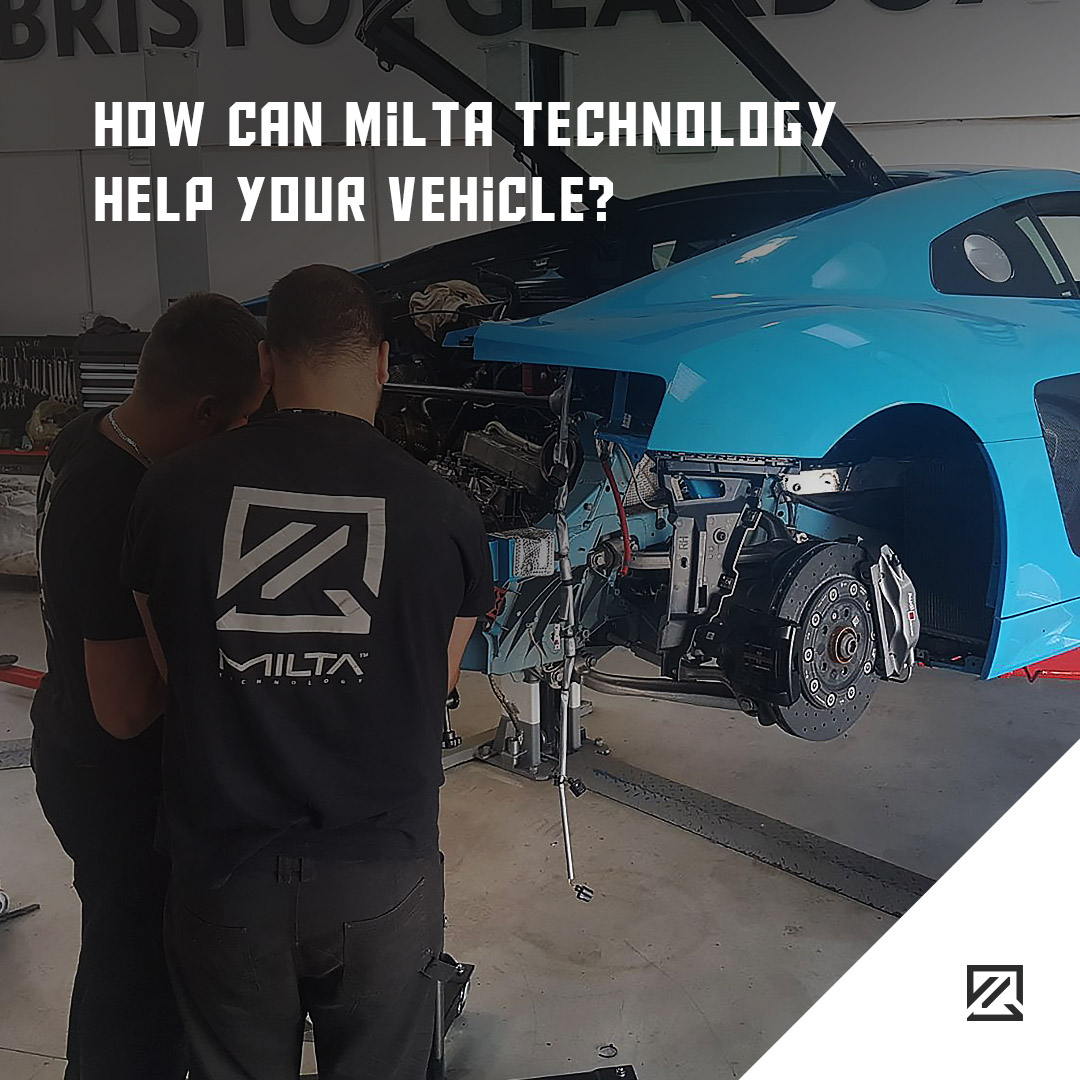 How Can Milta Technology Help Your Vehicle? MILTA Technology