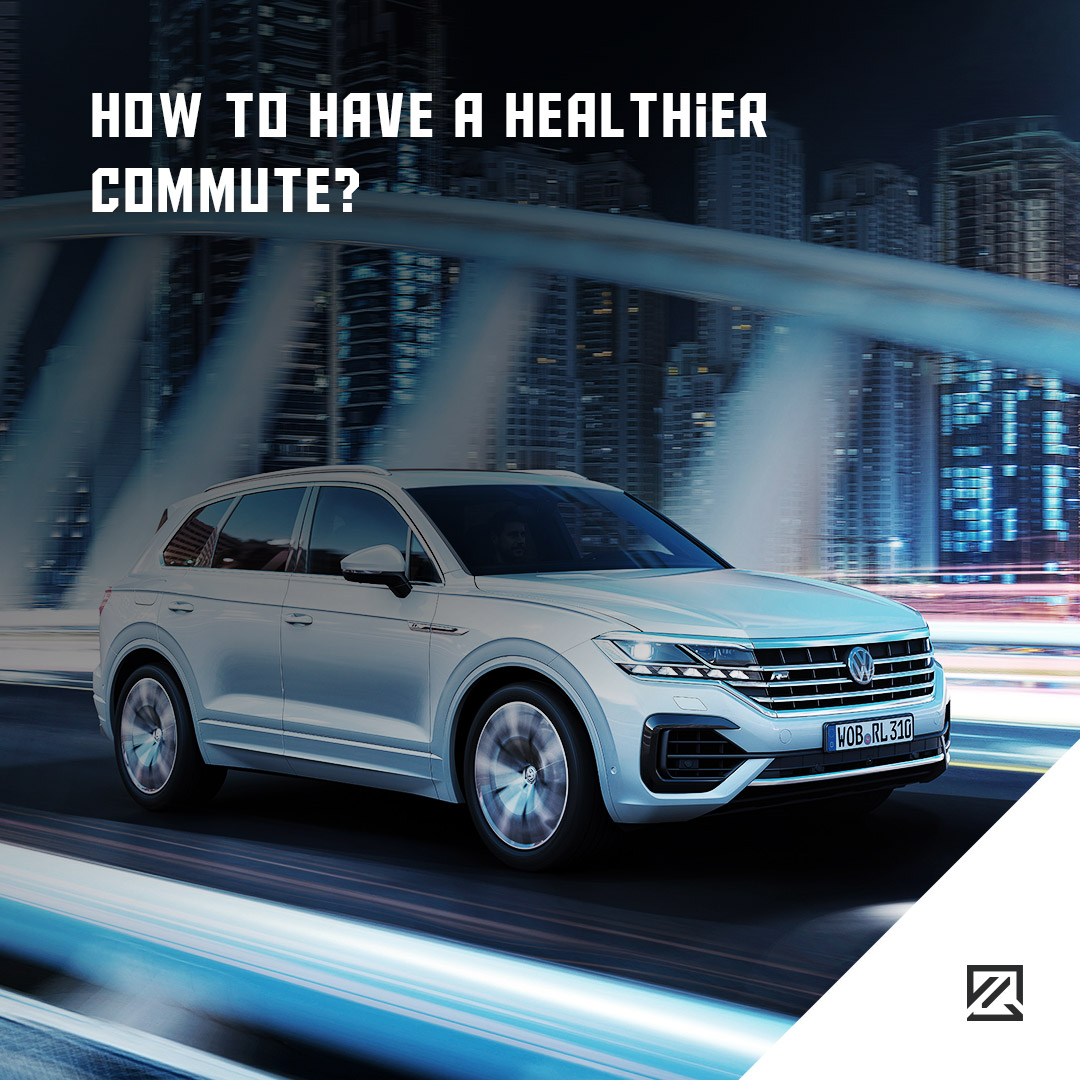 How To Have A Healthier Commute MILTA Technology