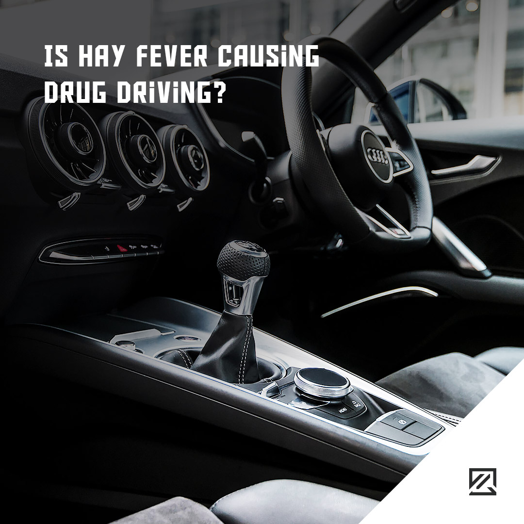 Is Hay Fever Causing Drug Driving? MILTA Technology