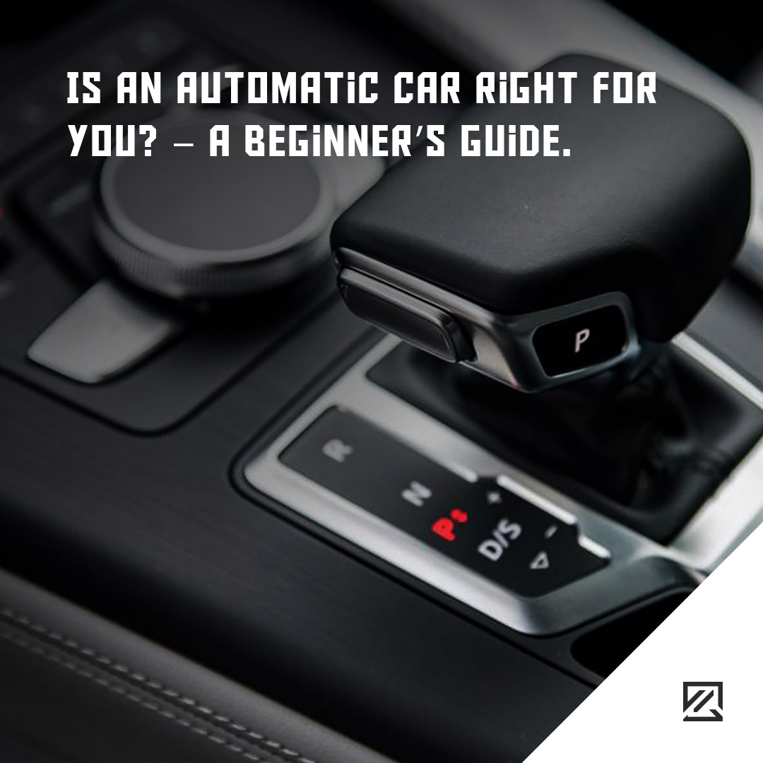 Is An Automatic Car Right For You? – A Beginner's Guide MILTA Technology