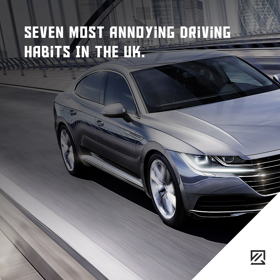 Seven Most Annoying Driving Habits In The UK MILTA Technology