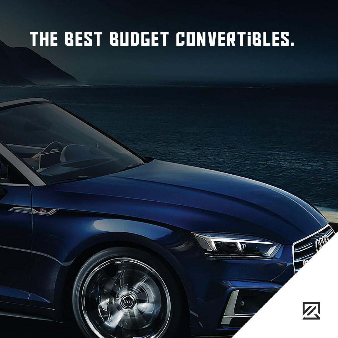 The Best Budget Convertibles MILTA Technology
