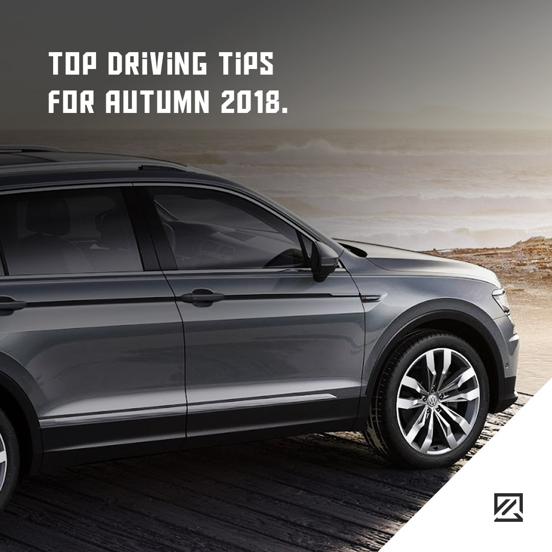 Top Driving Tips For Autumn 2018 MILTA Technology