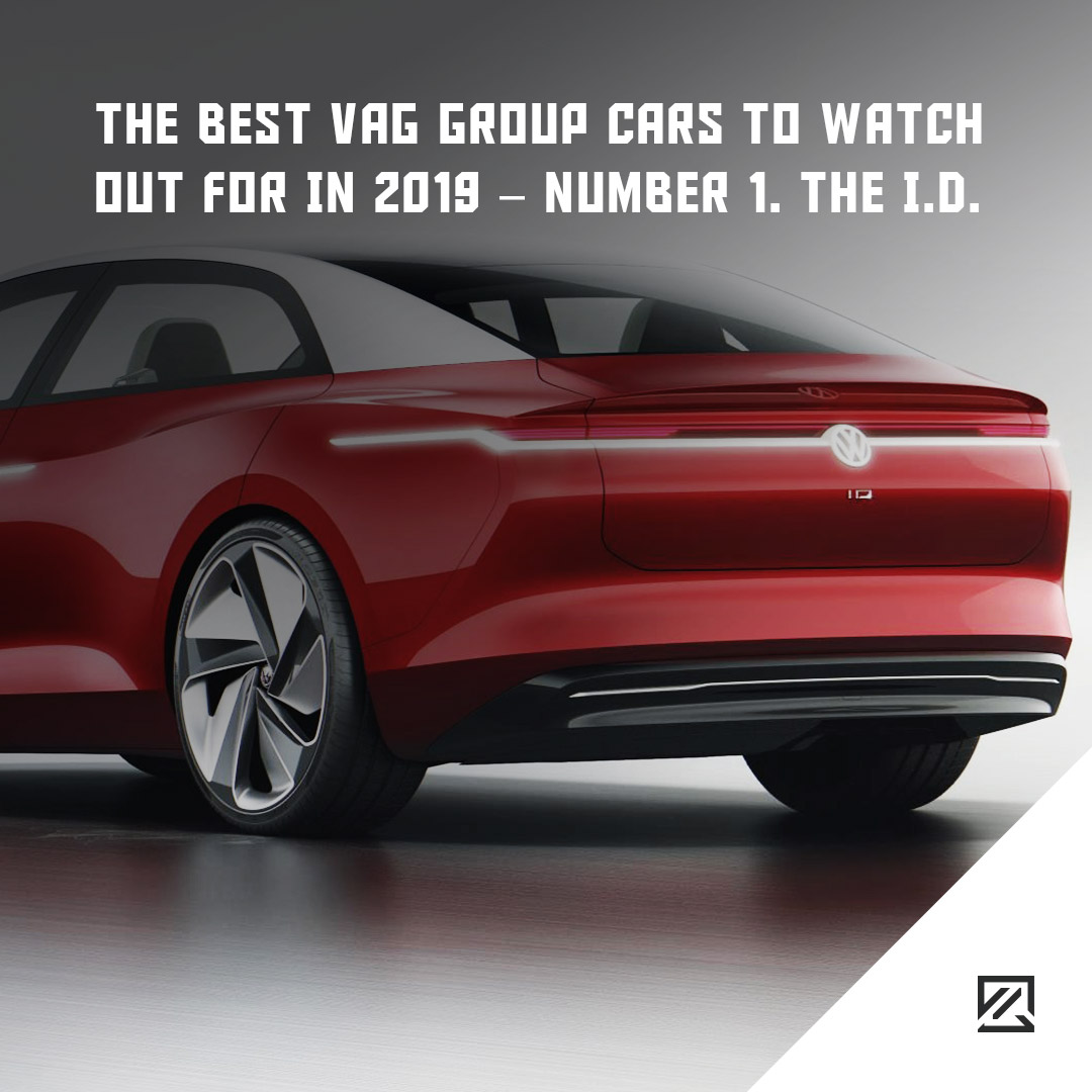 The Best VAG Group Cars To Watch Out For In 2019 – Number 1. The I.D. MILTA Technology