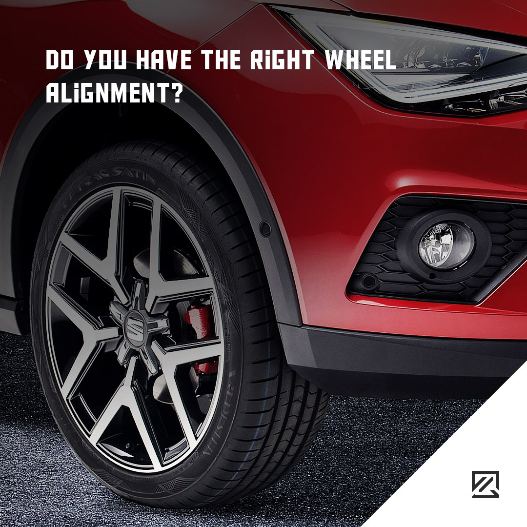 Do You Have The Right Wheel Alignment? MILTA Technology