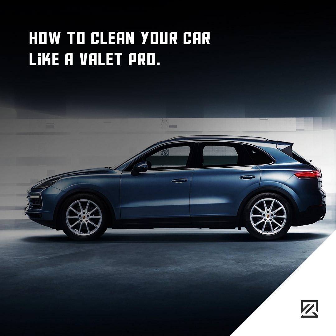 How To Clean Your Car Like A Valet Pro MILTA Technology