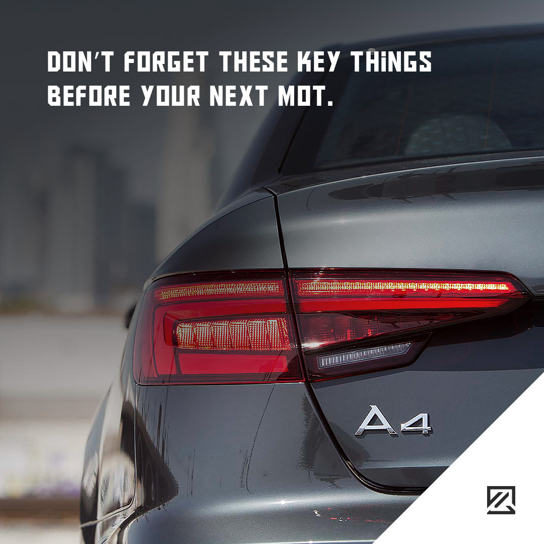 Don't Forget These Key Things Before Your Next MOT MILTA Technology